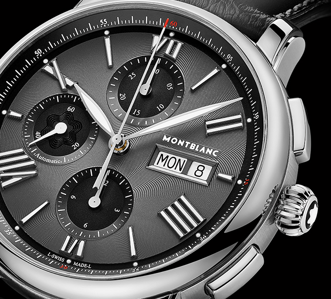 Montblanc Star Legacy (Day&Date) Chronograph