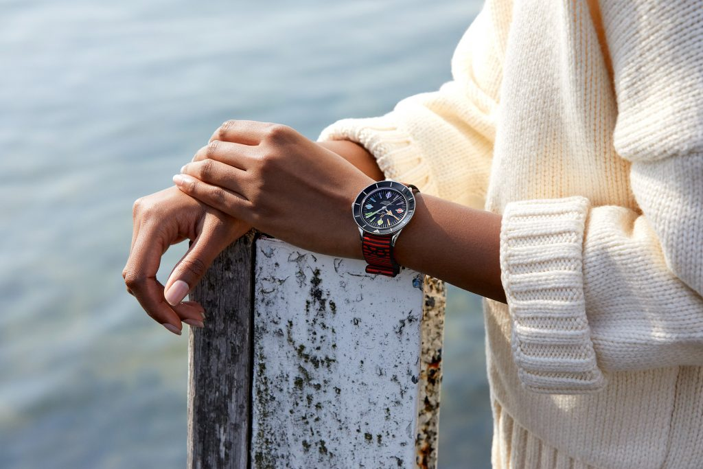 19 Superocean Heritage 57 Limited Edition With A Red Outerknown Econyl Yarn Nato Strap 1024x683
