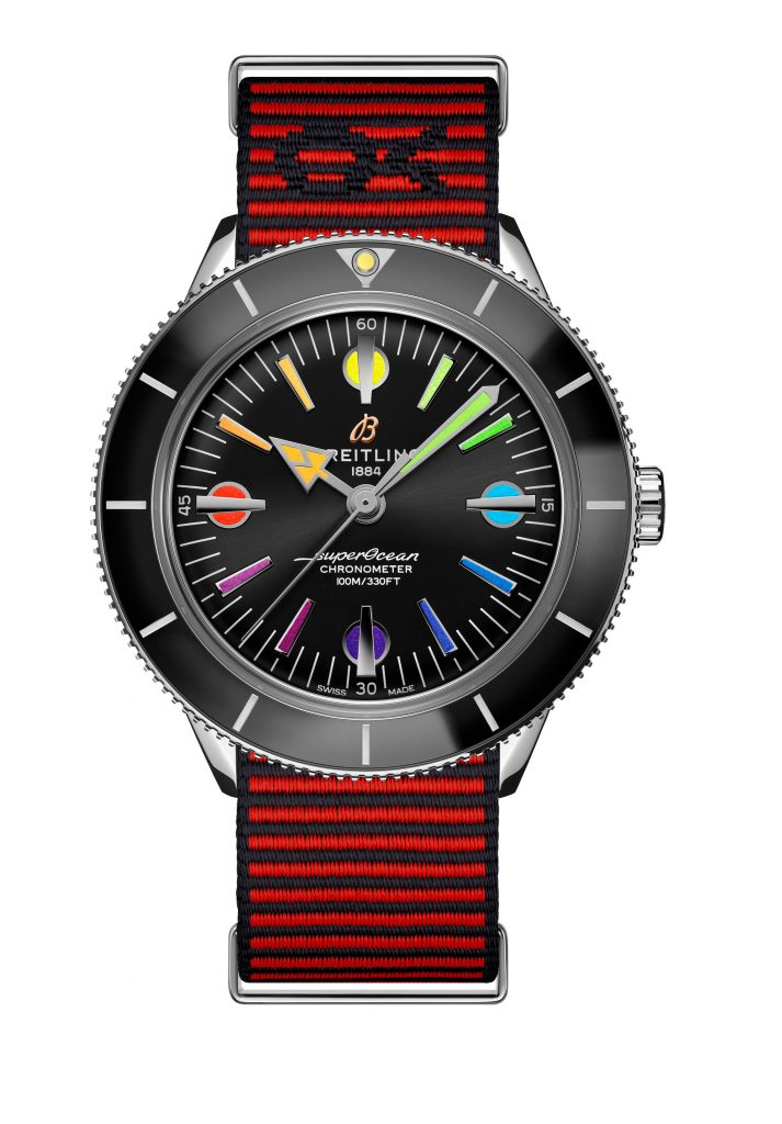 23 Superocean Heritage 57 Limited Edition With A Red Outerknown Econyl Yarn Nato Strap 713x1024