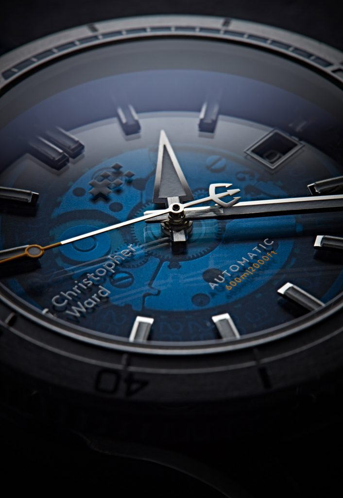 C60 Sapphire From £795 Www.christopherward.co 28 706x1024