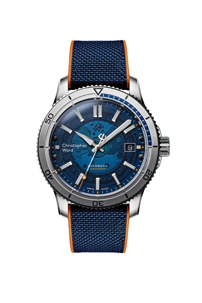 C60 Sapphire From £795 Www.christopherward.co 6 683x1024