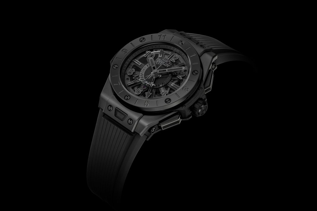 Hublot Big Bang GMT All Black Yohji Yamamoto 3 1024x682