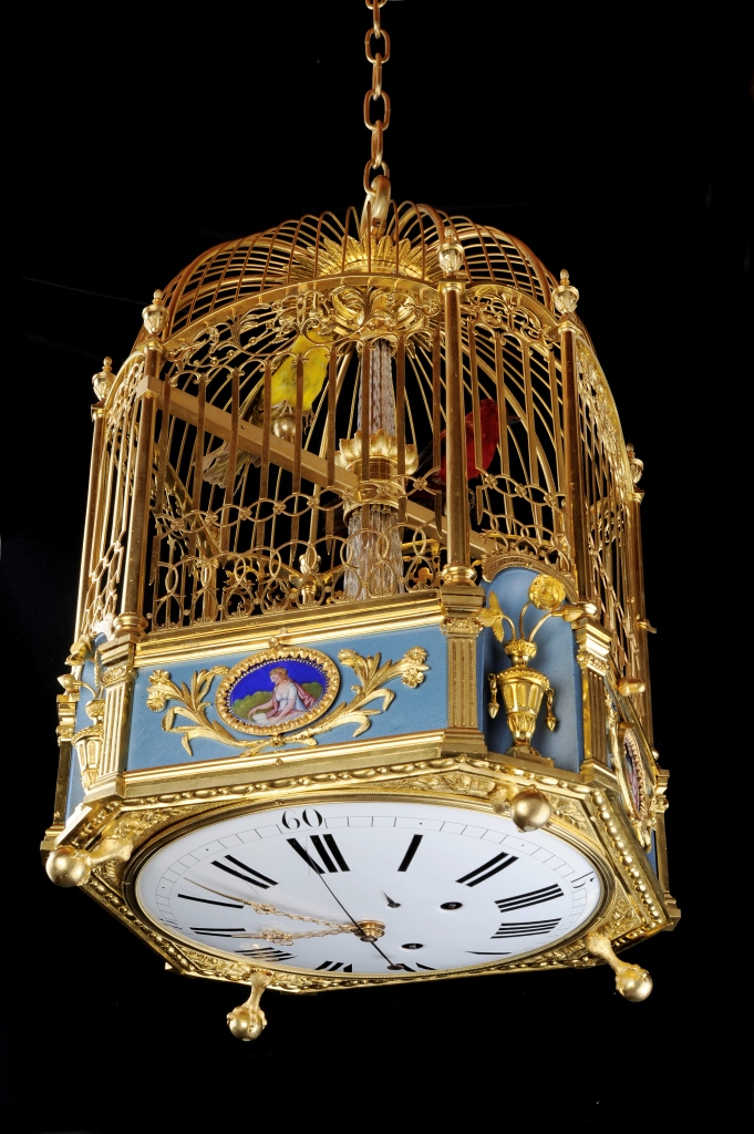 Pictures Hi Res Restoration Piece Inspiration Cage Bird Singer With Fountains And Flutes 5 1
