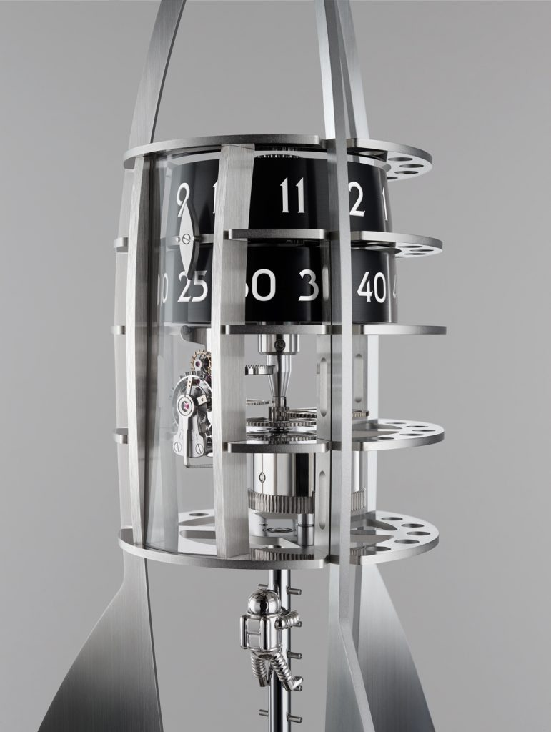 new MB&F Destination Moon