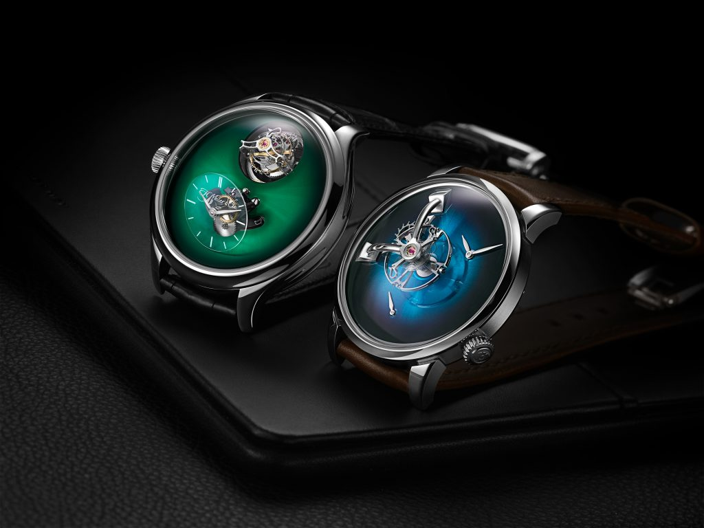 Endeavour Cylindrical Tourbillon H. Moser X MBF 1810 1202 LM101 MBF X H. Moser Lifestyle 1024x768