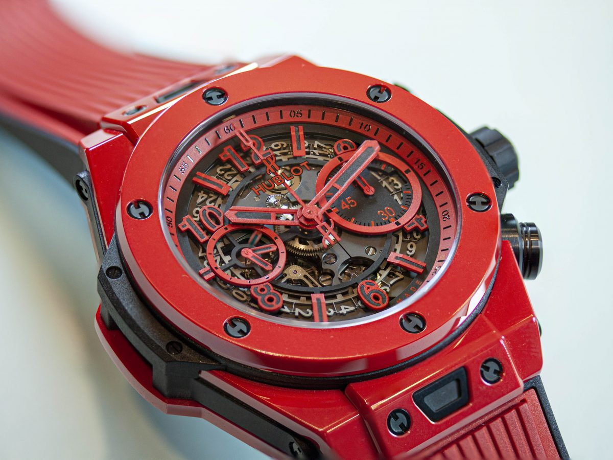 Focus Stacked Hublot RED 1200x900