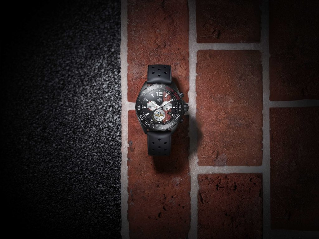 new TAG Heuer Formula 1 Indy 500