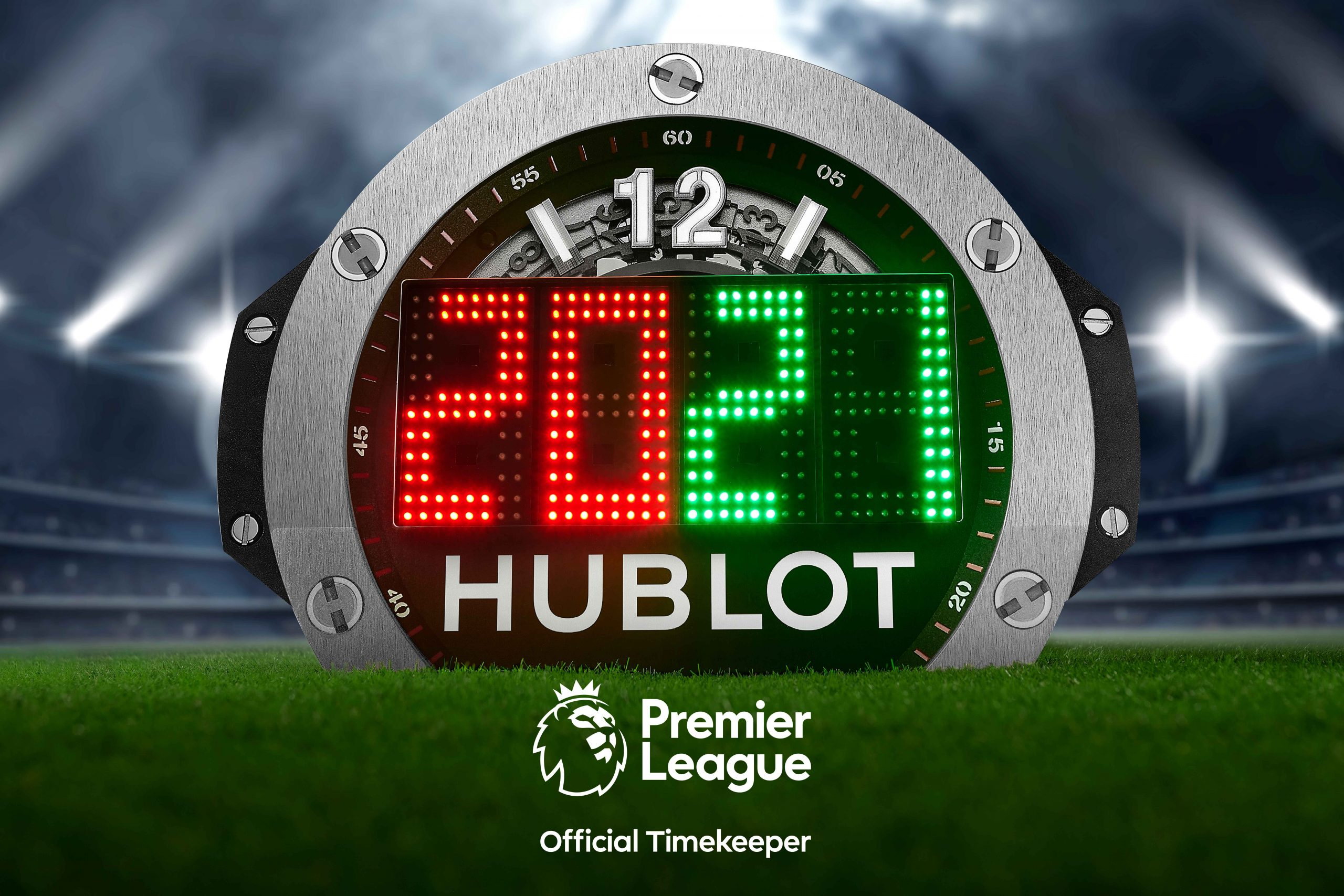Premier League Official Timekeeper