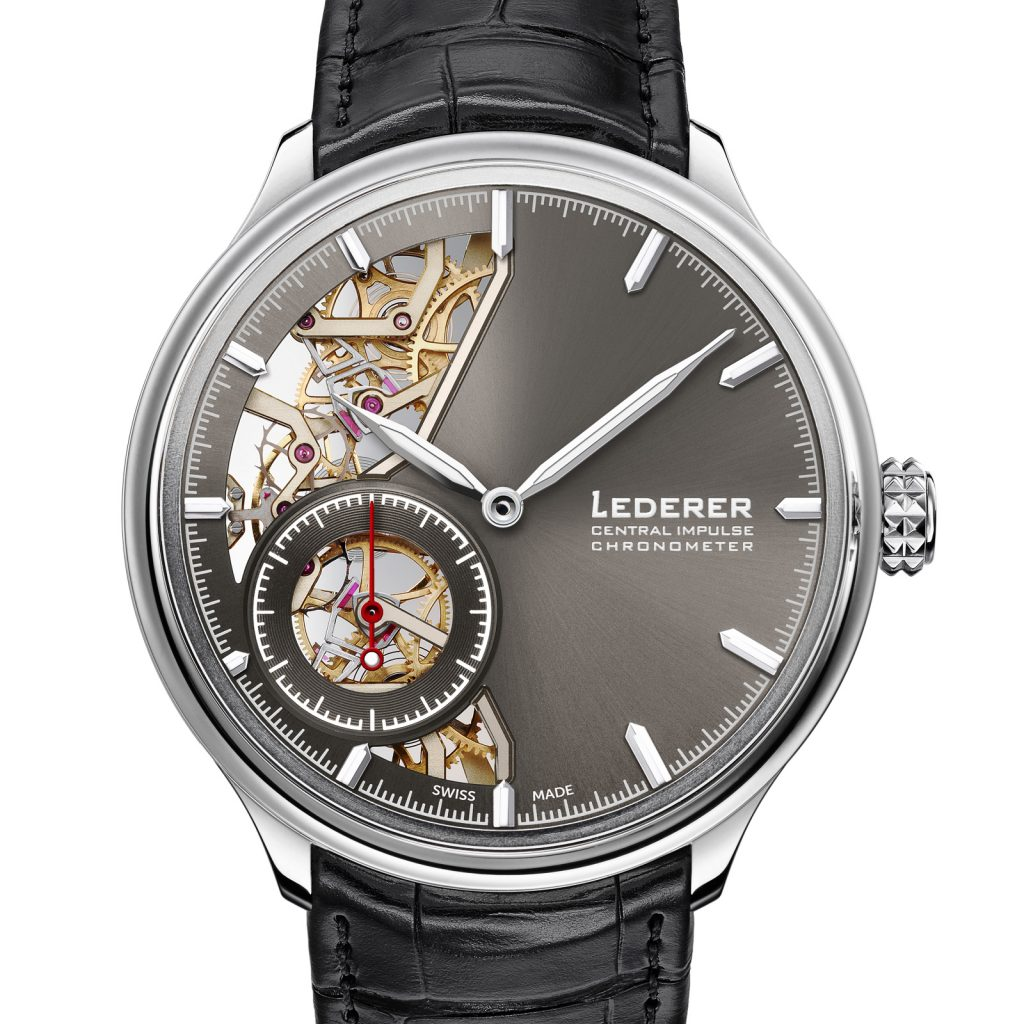 Bernhard Lederer Central Impulse Chronometer 6 1024x1024
