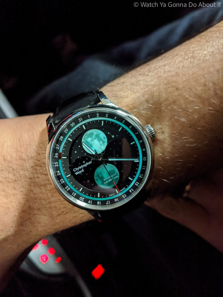 Christopher Ward Moonglow Hands On 73 768x1024