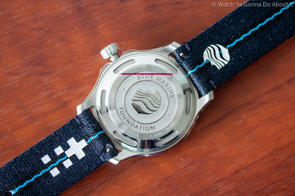 Christopher Ward C60 Blue Limited Edition 12 1024x683