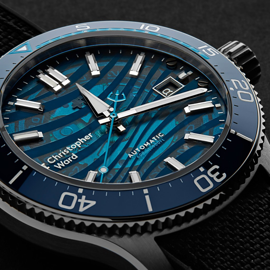 Christopher Ward Sapphire Wave