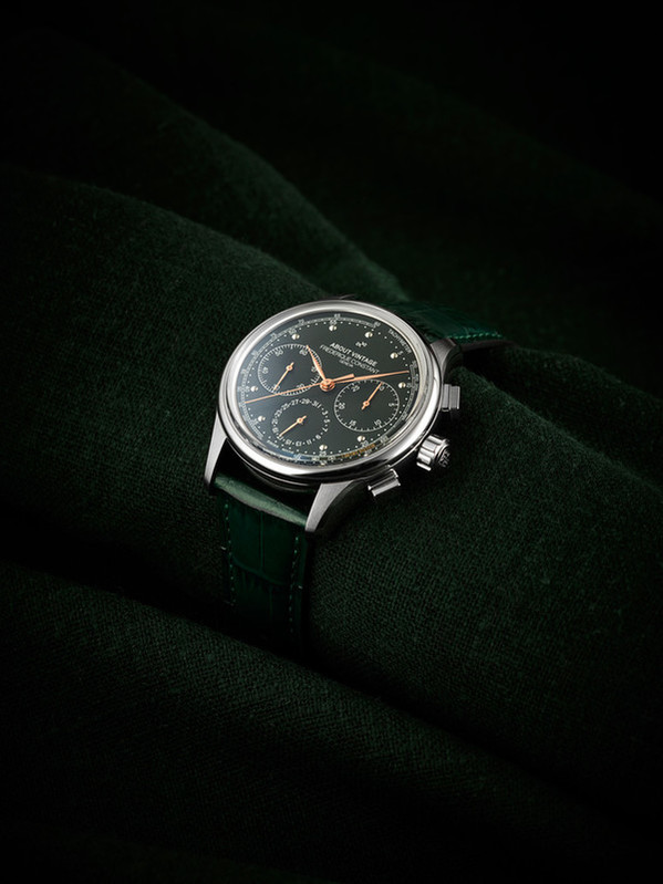 new Frederique Constant 1988 Flyback Chronograph