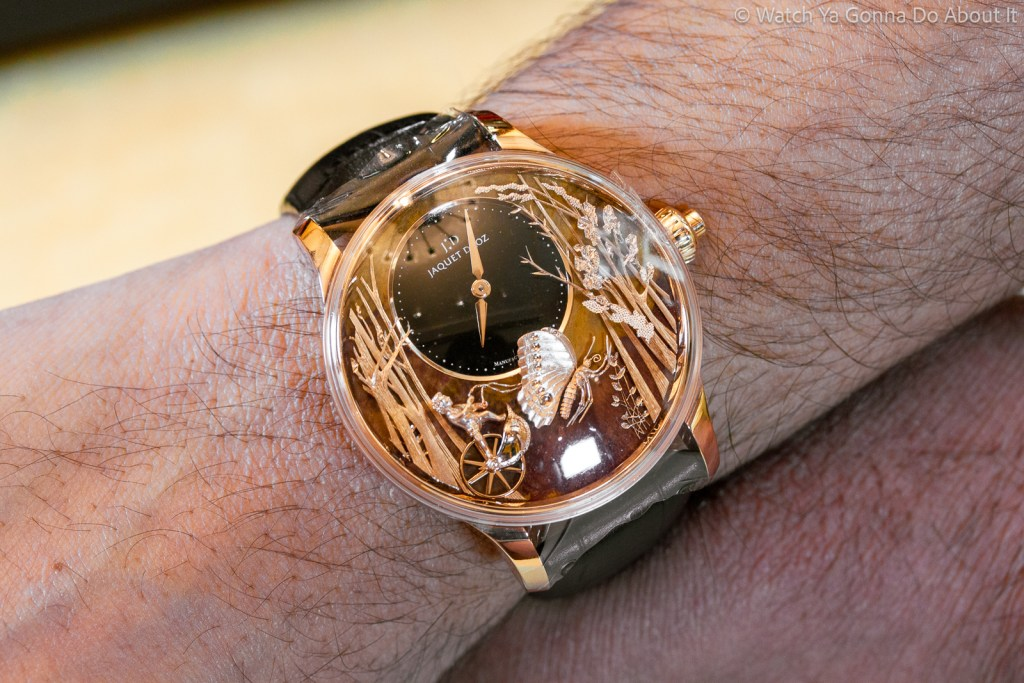Jaquet Droz Loving Butterfly 4 1024x683